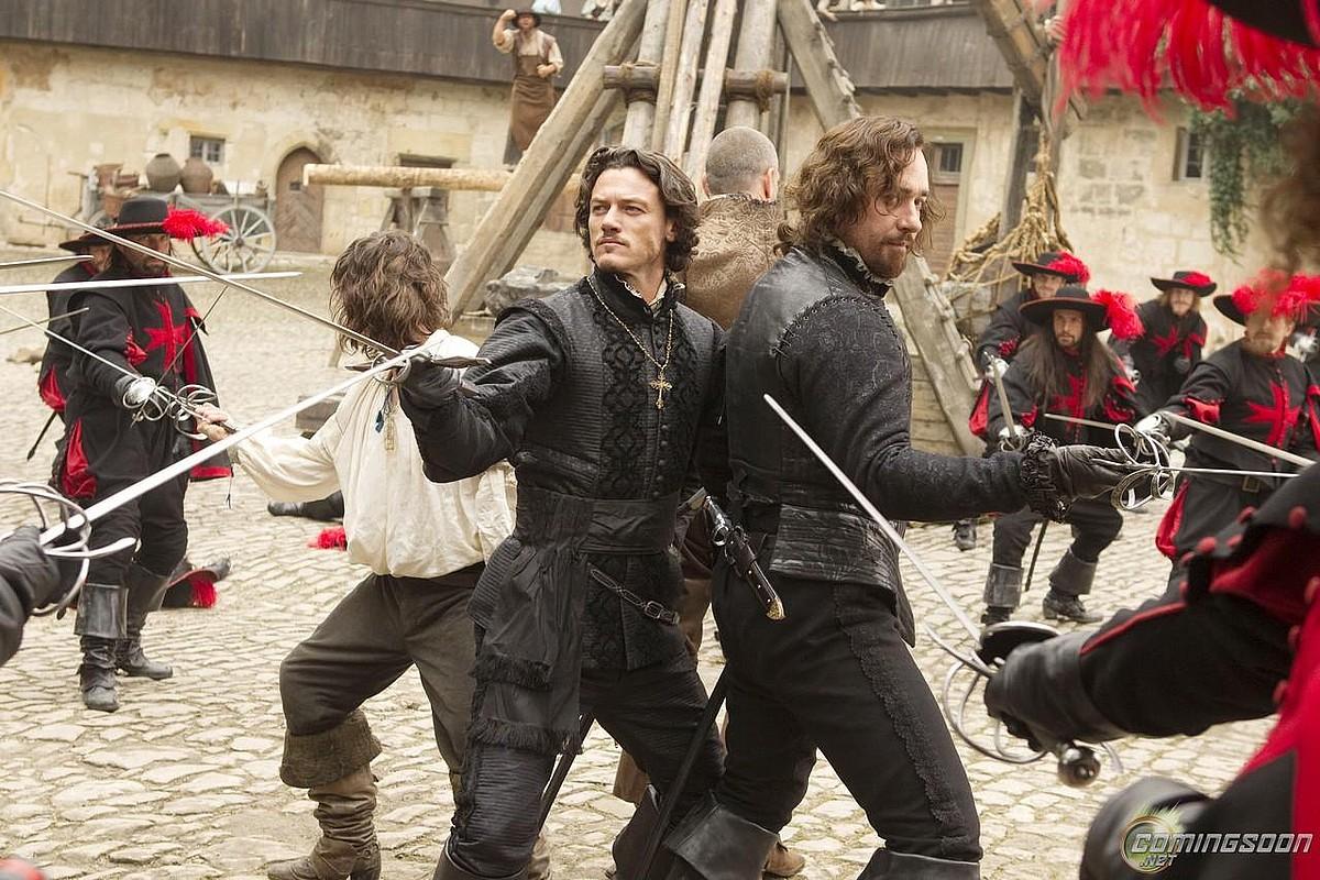 Paul W.S. Andersonek zuzendutako <em>The Three Musketeers</em> Belodromoko pantaila erraldoian eta hiru dimentsiotan ikusi ahal izango da. / - / BERRIA