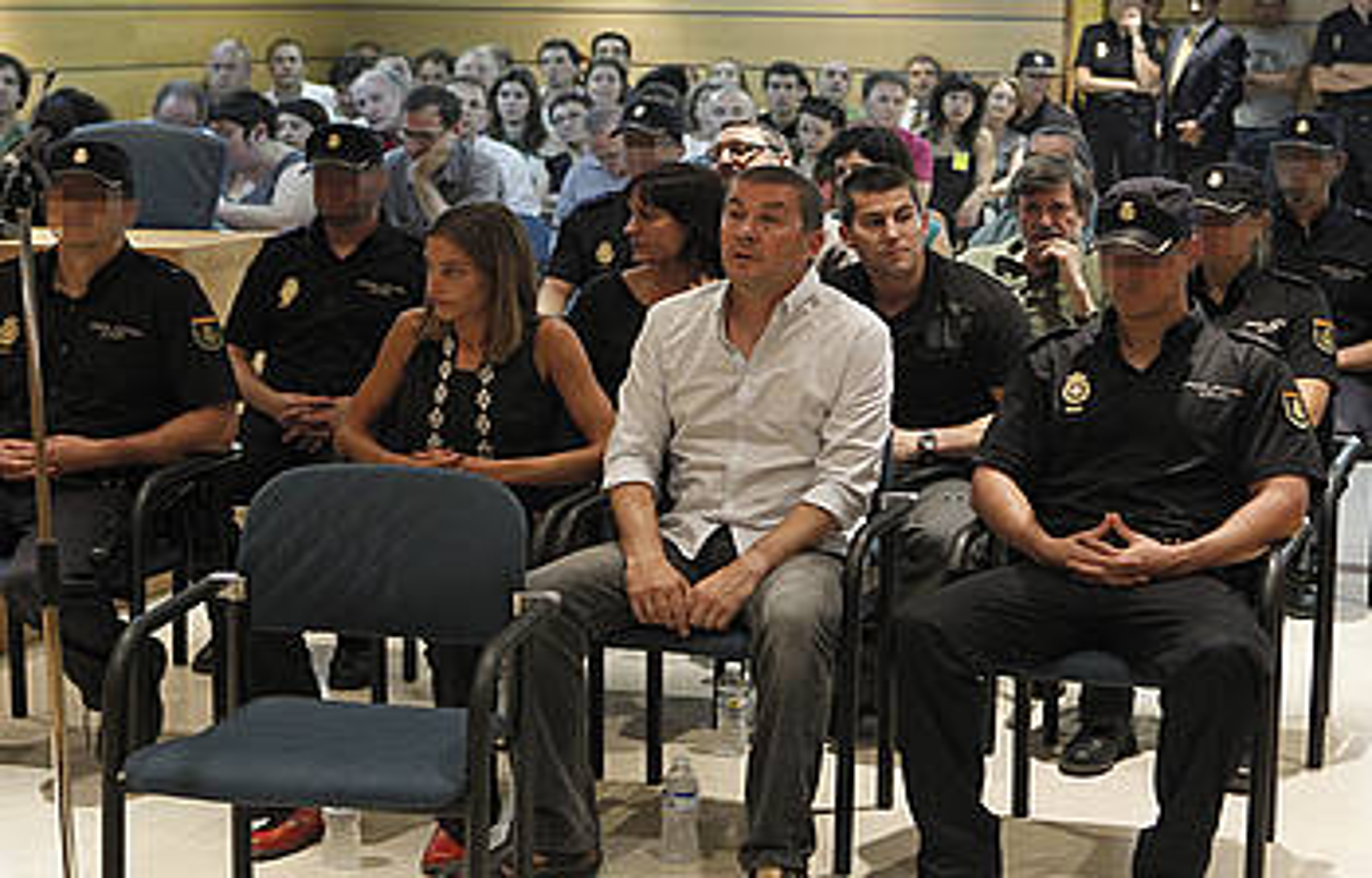 <em>Bateragune auziko</em> une bat, Espainiako Auzitegi Nazionalean.
