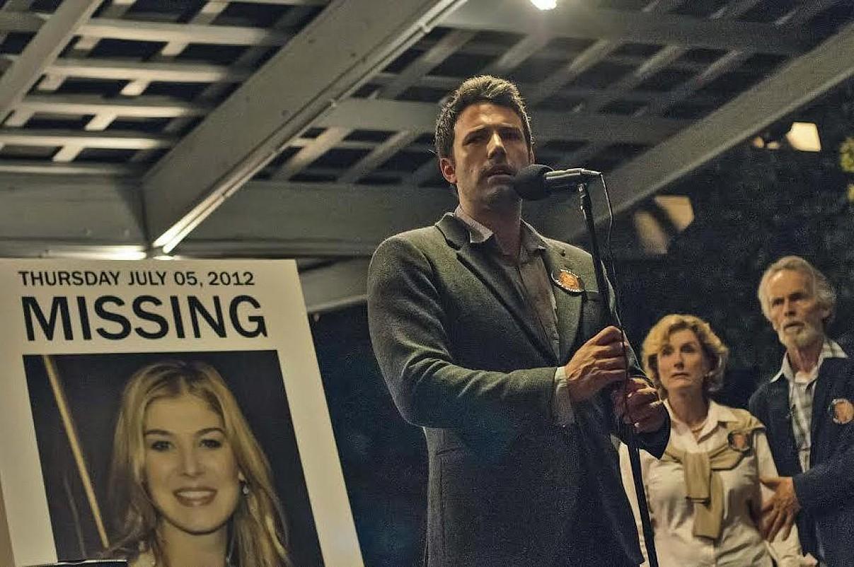 David Fincherren <em>Gone Girl</em> filmeko irudia. &copy;Z / EZEZAGUNA