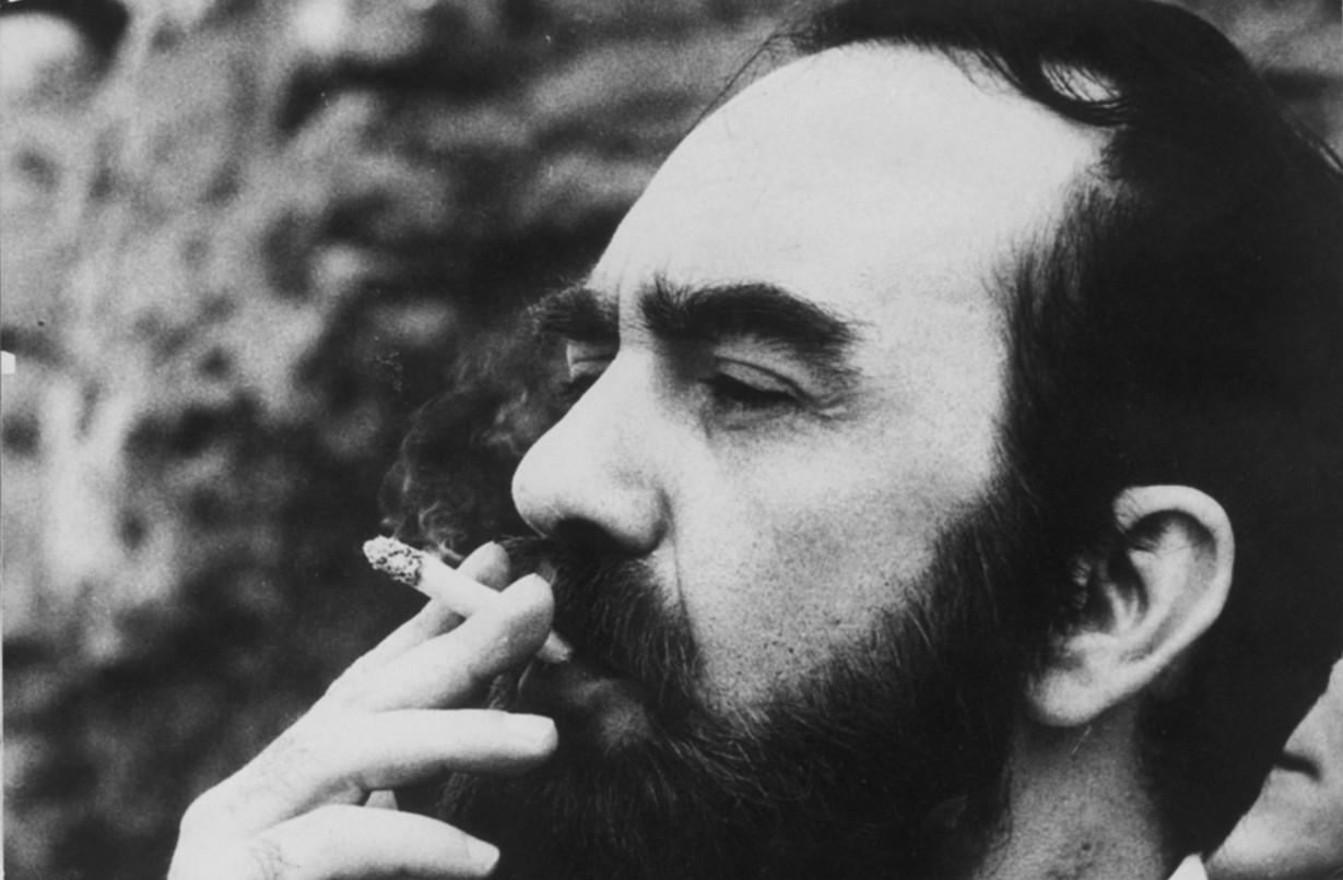 Herberto Helder poeta portugaldarra (1930-2015), aspaldiko argazki batean. ©- / EZEZAGUNA
