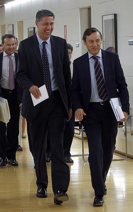 Bilboko Indautxu auzoan atzo atxiloketak salatzeko eginiko mobilizazioa. ©MONIKA DEL VALLE / ARGAZKI PRESS