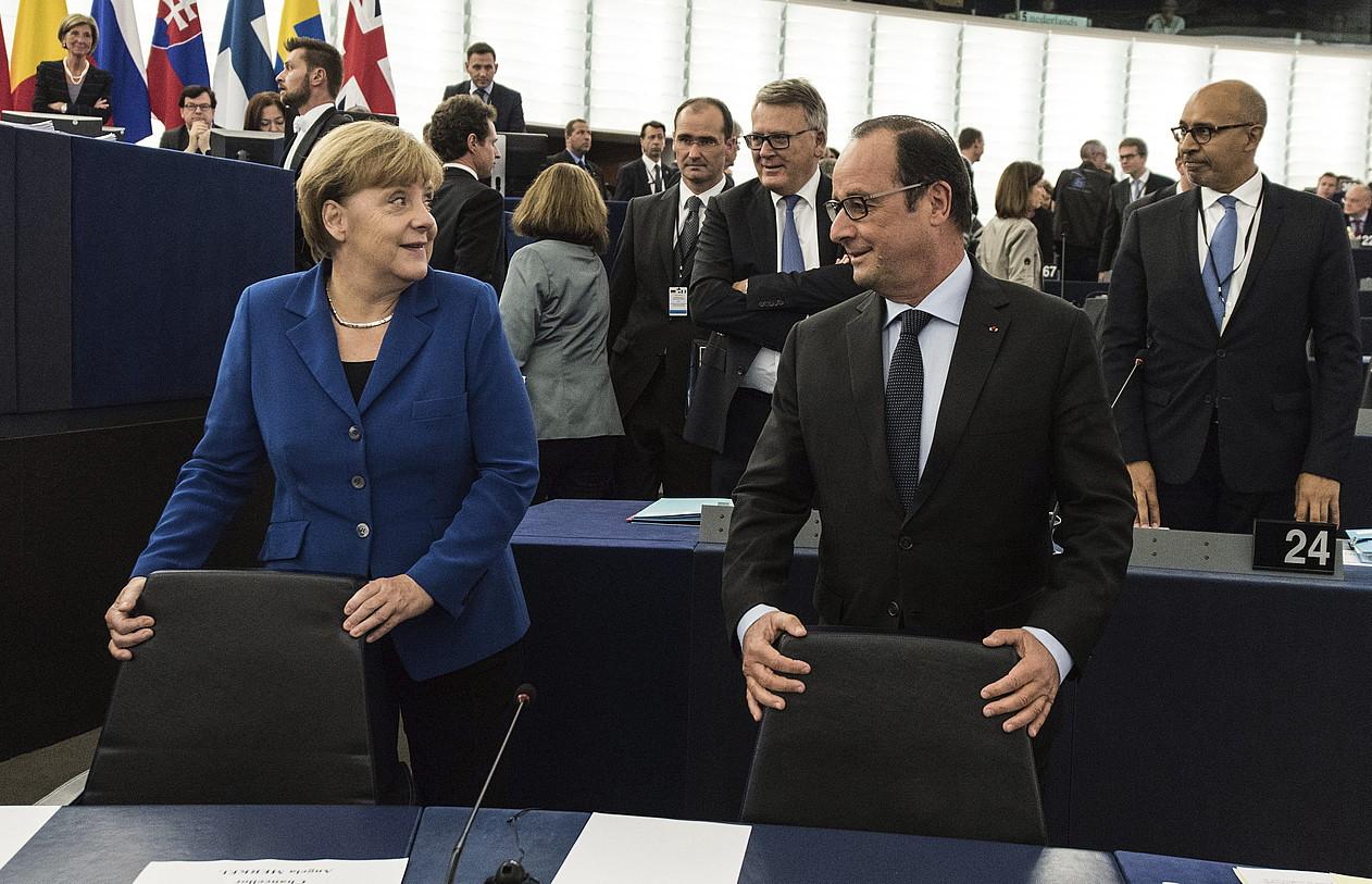 Autoak edo industria produktuak ez ezik, garagardo asko ere esportatzen du Alemaniak. ©JAN-PETER KASPER / EFE
