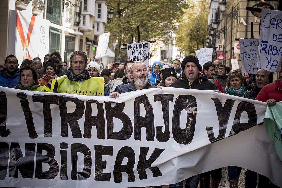 Bi euskal herritar zendu ziren ezbeharrean. ©EMILIO LAVANDEIRA / EFE