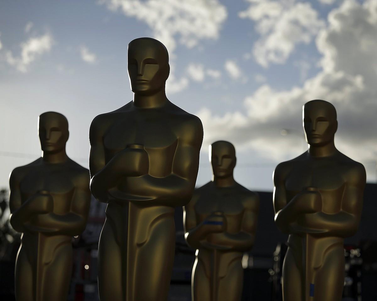 Bihar iluntzean egingo dute Oscar sarien gala, Los Angelesko Dolby antzokian. ©PAUL BUCK / EFE