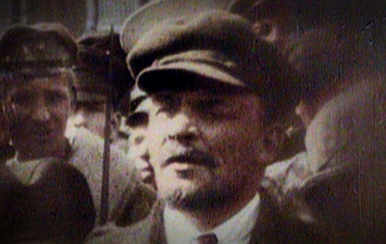<em>La Revoluci�n Rusa en color</em> eta <em>Stalin en color</em> dokumentalen irudiak. &copy;DMAX