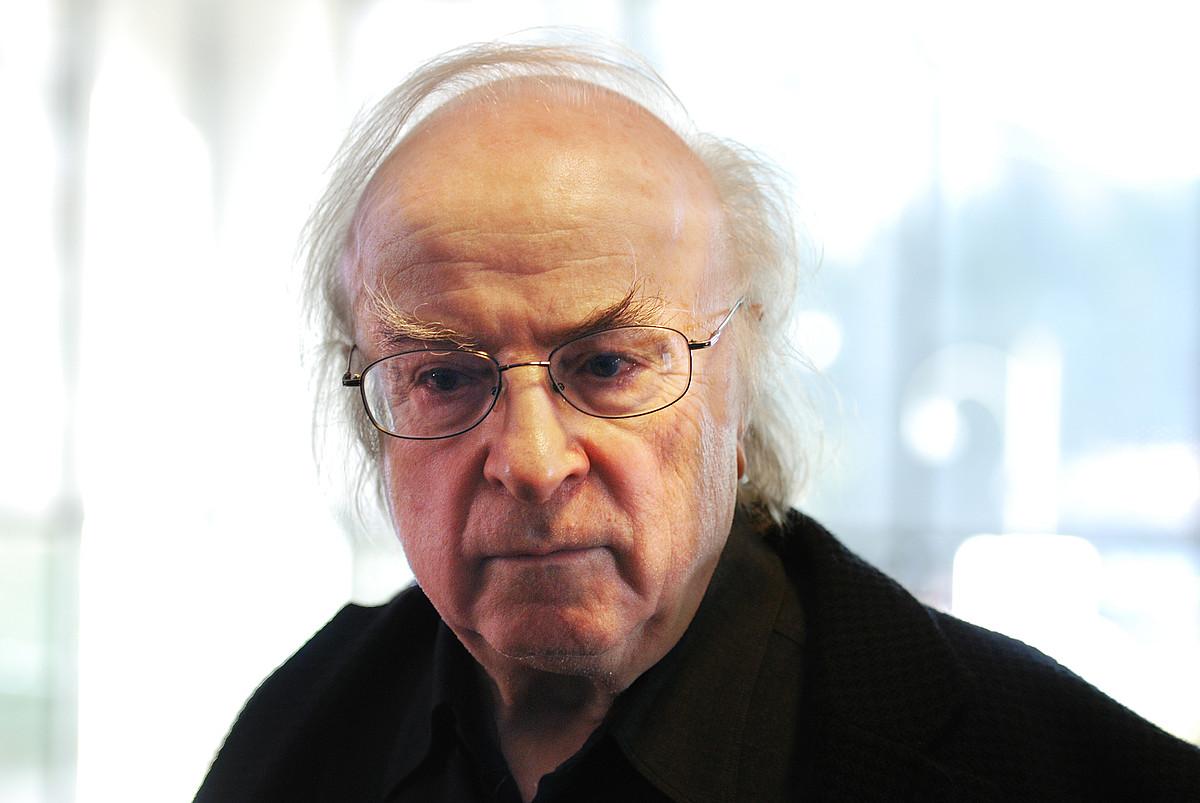 Norman Manearen autobiografia nobelatua da <em>Huliganaren itzulera</em>, eta XX. mende ia osoa zeharkatzen du. &copy;MATTIAS BLOMGREN
