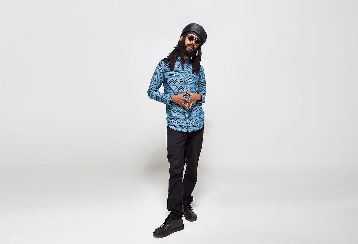 Protoje Jamaikako reggae berriaren ikur nagusietako bat bilakatu da. ©BERRIA