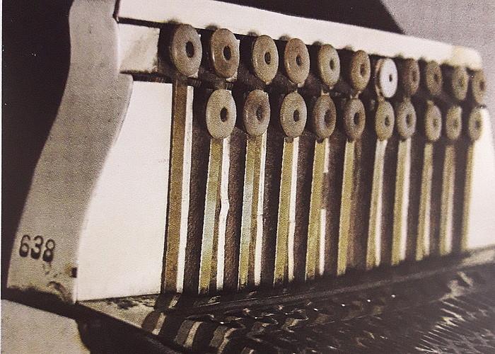 Erregistro zenbaki bat darama Larrinaga-Guerrini bakoitzak. ©EUSKAL HERRIKO TRIKITIXA ELKARTEA