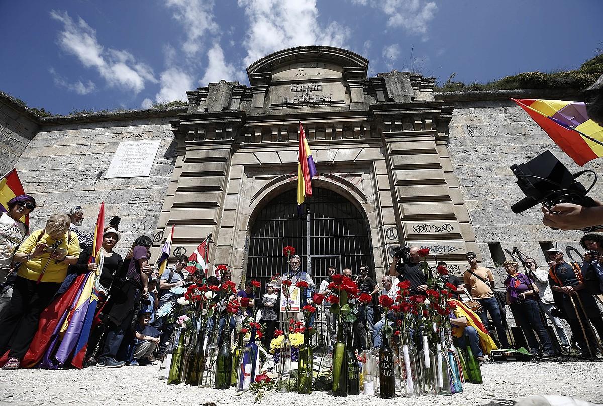 Memoria historikoarekin loturiko tokiak babestuko ditu Nafarroako Gobernuak