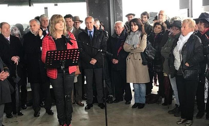 Jaurlaritza eta Nafarroako Gobernua, Gurseko presoen aldeko omenaldian