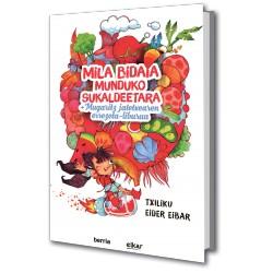 Mila bidaia munduko sukaldeetara -Mugaritz jatetxearen errezeta-liburua
