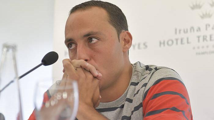 Juan Martinez de Irujoren prentsaurrekoa