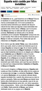 Marcaren editoriala Kataluniaz
