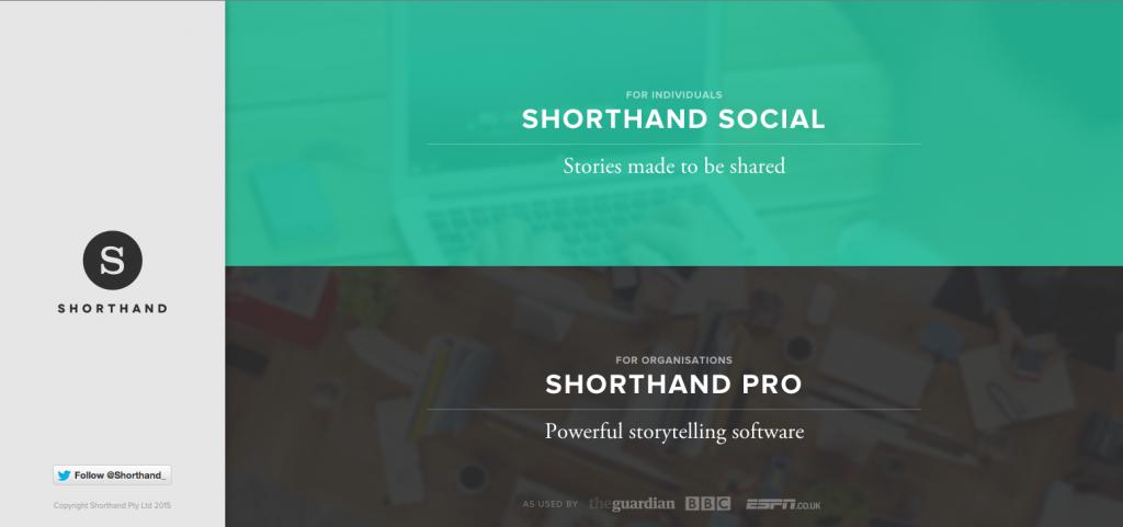 shortand