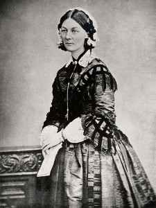 Florence Nightingale, 1860ko irudi batean