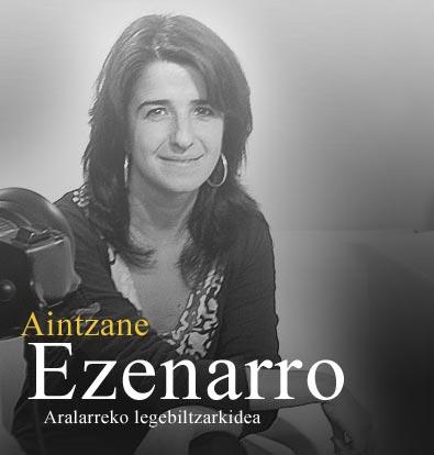 Aintzane Ezenarro - Aralarreko legebiltzarkidea