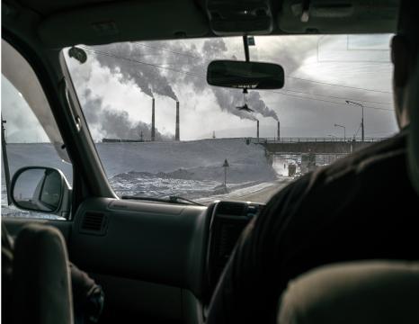 Negua, Errusiako Artikoan