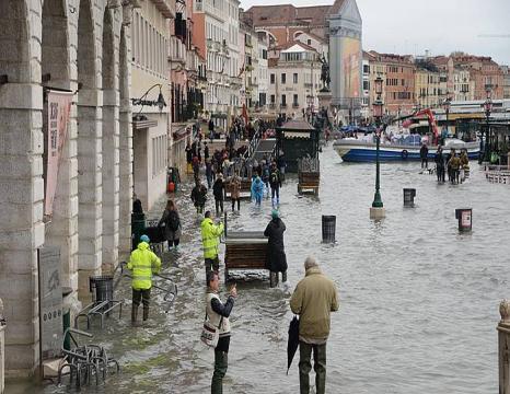 Uholdeak Venezian