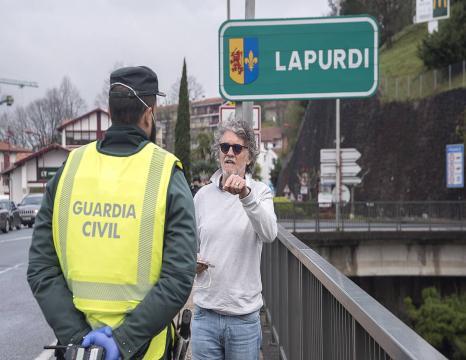 Koronabirusa Euskal Herrian, martxoaren 17an