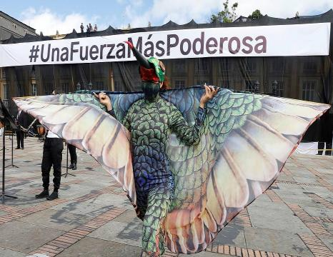 Kolonbiako protestak