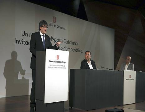 Puigdemont Madrilen