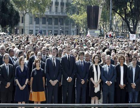 Kataluniako atentatuak