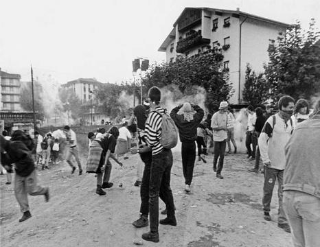 Guardia Zibila 1994ko Nafarroa Oinezen