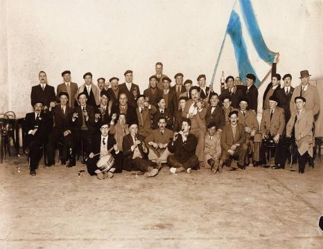 Argentinako Necochea hiriko euskal etxeak 75 urte