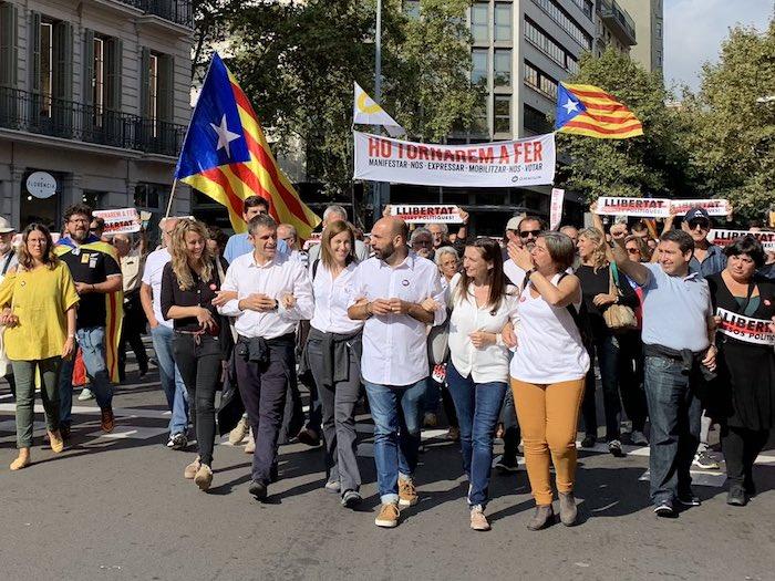 Kataluniako epaiaren ondorena