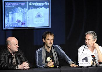 Jon Arretxe Xahmaran lana aurkezten (2009-12-07)