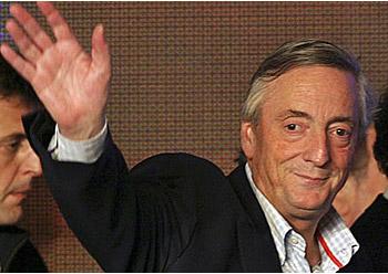 Nestor Kirchner zena.