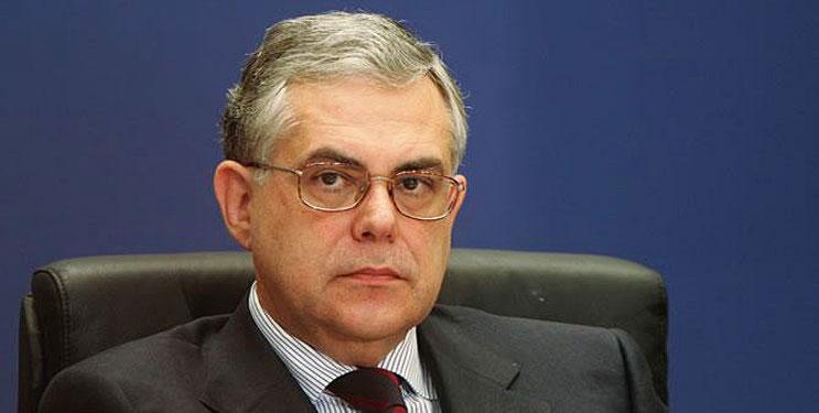 Lukas Papademos.