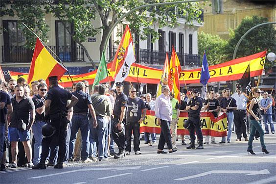 Manifestazioa. ©/ Luis Jauregialtzo, ARP