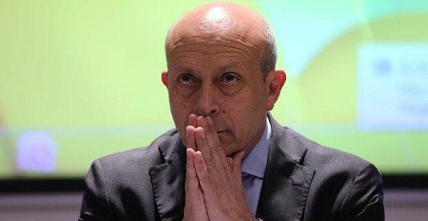 Wert Espainiako Hezkuntza ministroa.