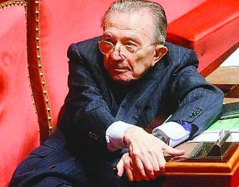 Giulio Andreotti. /
