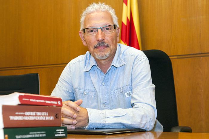 Santi Vidal magistratua. ©Dani Codina