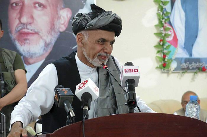 Axraf Ghani.