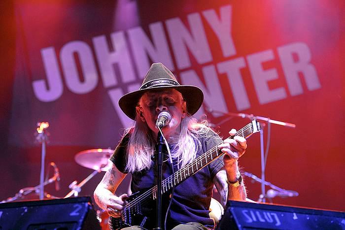 Johnny Winter, 2010ean.