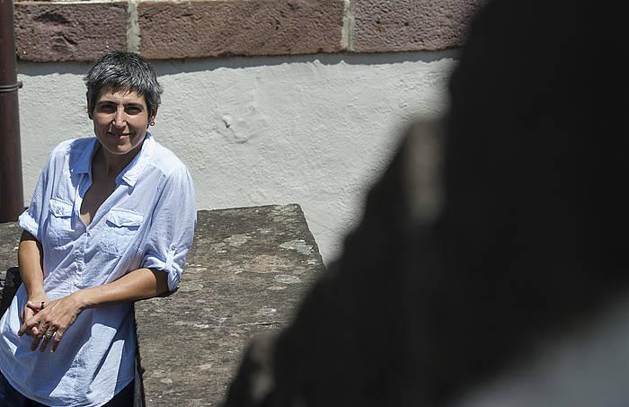 Paula Kasares, soziologoa. ©Jagoba Manterola / Argazki Press