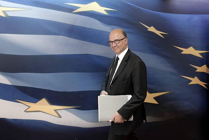 Moscovici, Greziara egindako bisita batean. /