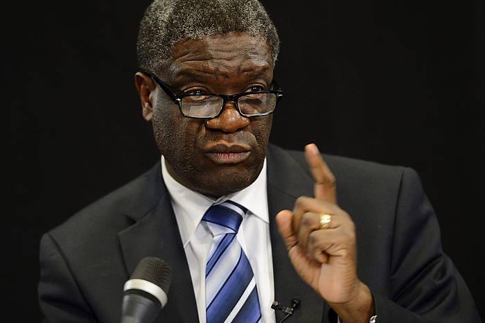 Denis Mukwege, 2012ko irudi batean.