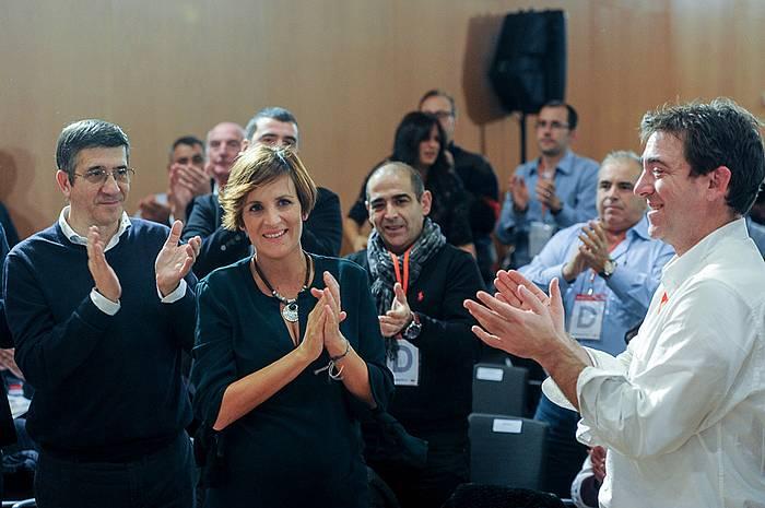 Maria Chivite izendatuko dute gaur PSNko idazkari nagusi.