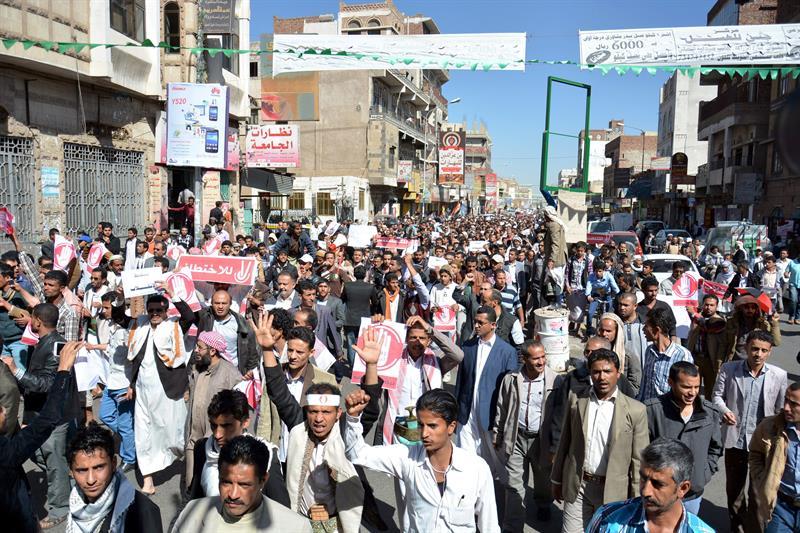 Sanako gaurko manifestazioa. /