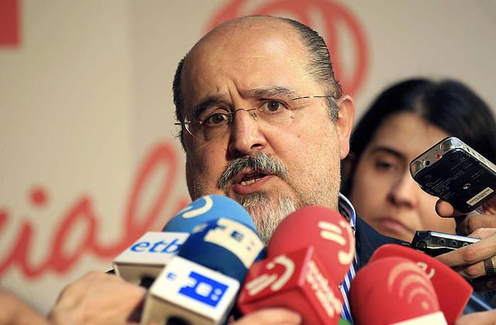Txarli Prieto, PSE-EEren Arabako idazkari nagusi ohia.