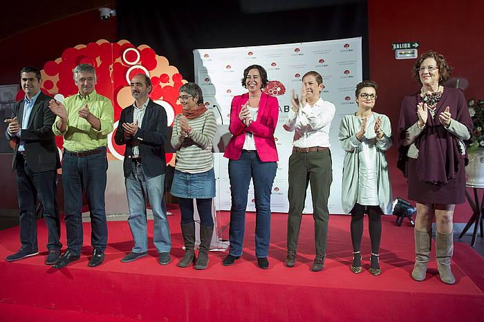 Geroa Bairen ekitaldia Uharten. ©Iñigo Uriz / Argazki Press