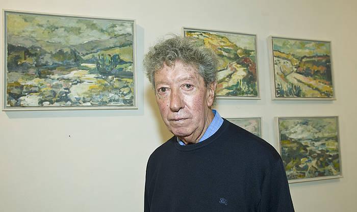 Javier Arozena.