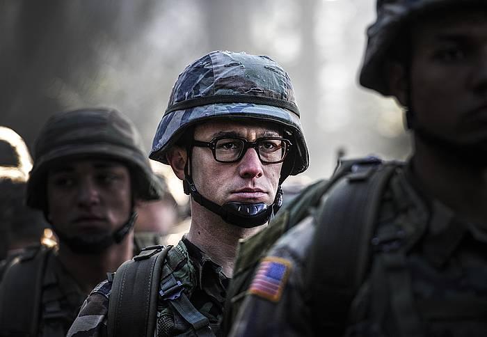 Joseph Gordon-Levitt aktorea, filmean. ©Berria