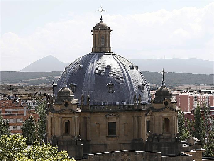 Iruñeko Erorien Monumentua.