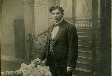 Isidoro Fagoaga tenore beratarra, Buenos Airesen.