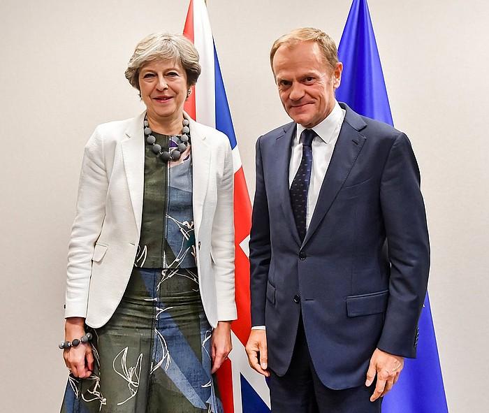 'Brexit'-eko lehen fasea amaitu gabe, bigarrena prestatzen hasiko da EB
